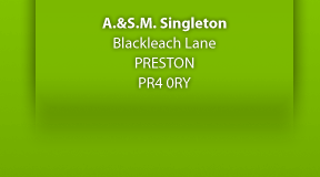 A&SM Singleton Ltd: Our Address